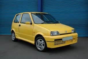 Fiat Cinquencento A Fiat Cinquecento Sporting Faster Than A The