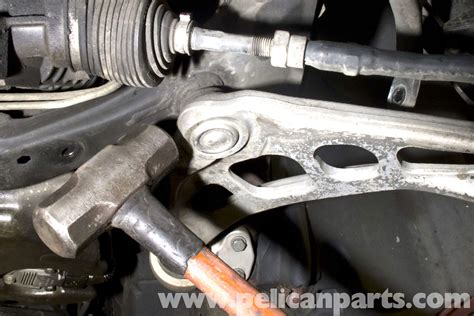 Spare Part Bmw E46 bmw e46 front arm replacement rwd bmw 325i 2001