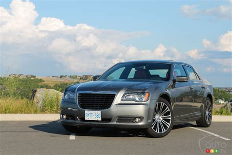 2012 Chrysler 300s For Sale by 2012 Chrysler 300 S V6 Car News Auto123