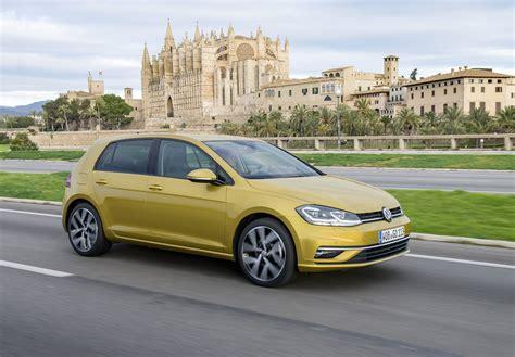 volkswagen golf  launching  sharpened prices