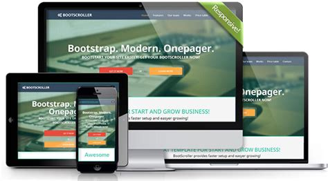 bootstrap themes roller mighty deals responsive bootstrap templates