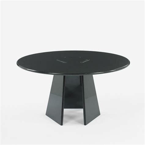 angelo mangiarotti dining table angelo mangiarotti asolo dining table