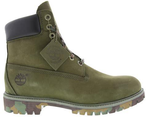 Sepatu Murah Timberlan Boots Army timberland icon camo boot in army green
