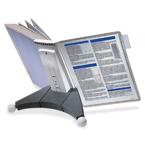 Durable Desk Reference System by Durable Sherpa Desk Reference System