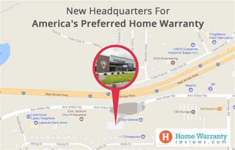 america s preferred home warranty to a swanky new