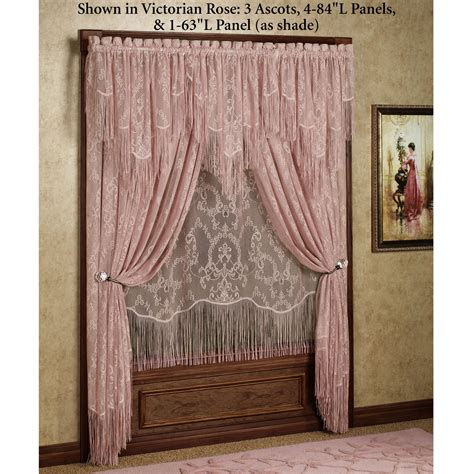 victorian house curtains victorian window treatments victorian lace valances and