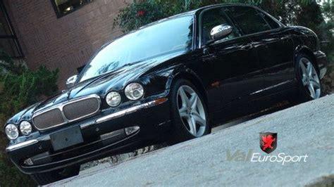 sell used 05 jaguar xjr vdp 8 v8 rear dvd xenon navi