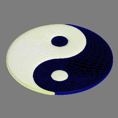 imagenes de yin yang en 3d imagenes de ying yang 3d imagui