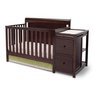 Crib With Changer by Delta Children Chatham Crib N Changer Sears
