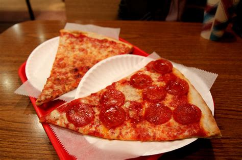 Food Near Square Garden by Pizza Suprema New York City Chelsea Restaurant