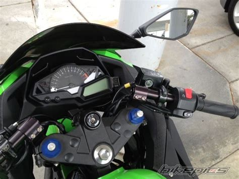 Stang Japit Clip On 2014 kawasaki 300 picture 2644582