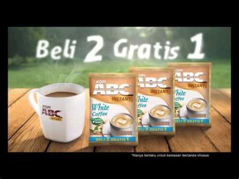 Abc Instant Kopi Bag kopi abc white instant coffee 2 gratis 1