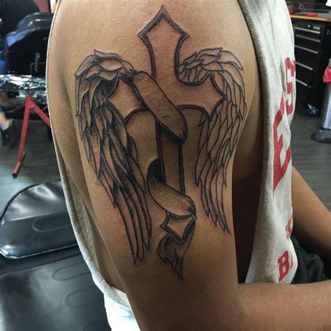 tattoo cross over 45 cross tattoo designs ideas design trends premium