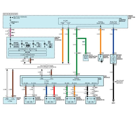 service manual electronic stability control 2009 kia kia forte circuit diagram esc 1 esc electronic stability control system brake system