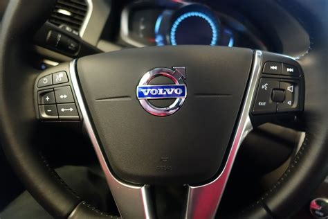 volvo steering wheel free photo volvo steering wheel car free image on