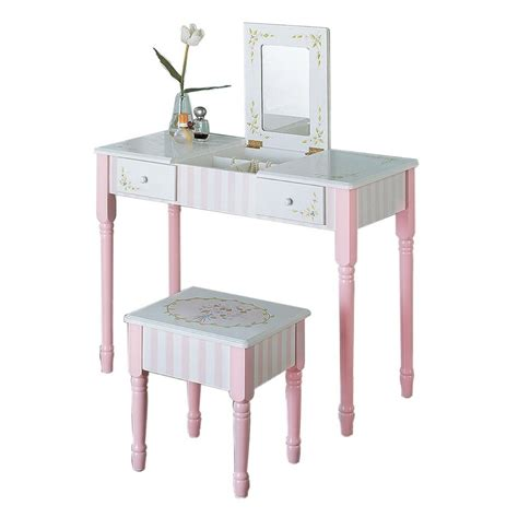 Kid Vanity Table And Chair Best Gift Ideas For A 6 Year