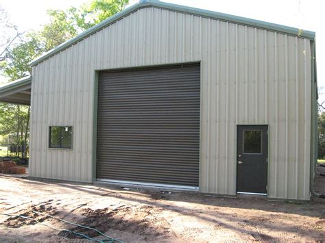 increase your storage with this 40 x 60 garage metal