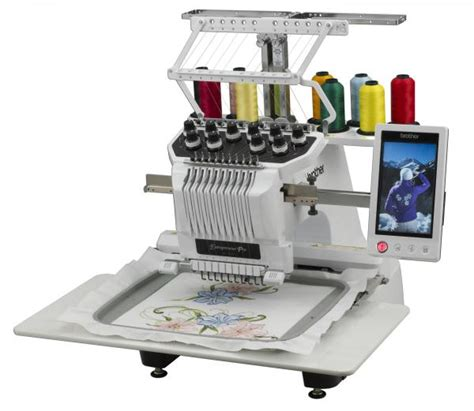 used industrial embroidery machines for sale used
