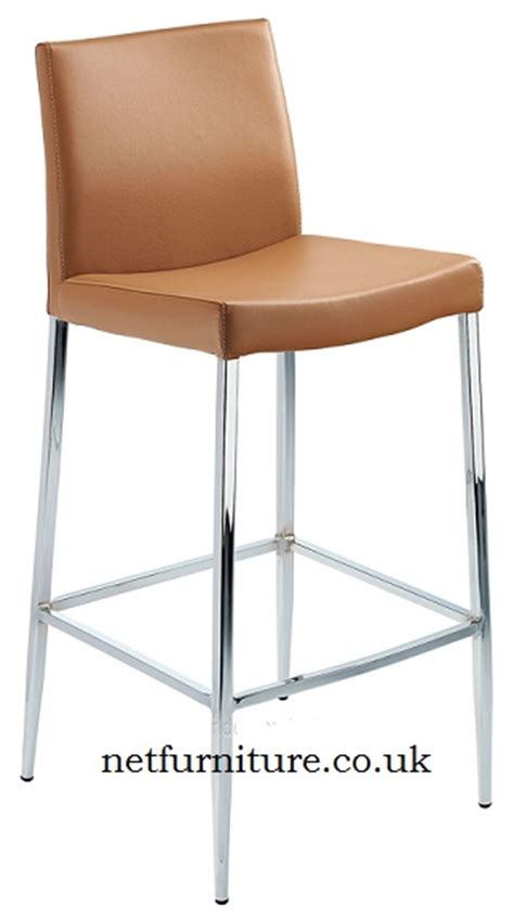 Fixed Height Kitchen Bar Stools by Fixed Height Kitchen Bar Stools Wooden Chrome Satin