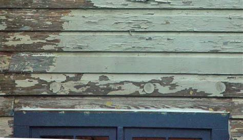 old house siding painting and stripping old wood siding on an historic house overview fixing our
