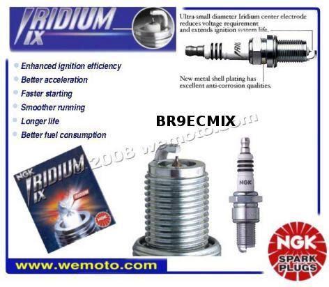 candele d accensione candela ngk br9ecmvx 4