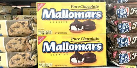nabisco mallomars cookies      shopriteliving rich  coupons