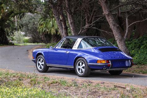 Pons Vintage Porsche 911 Restoration In Gran Canaria