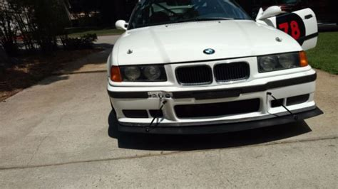 Spare Part Bmw E36 bmw e36 m3 fully caged track car with spare parts for sale