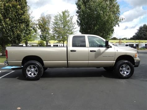 2004 dodge cummins 2004 dodge ram 2500 4x4 ho 5 9l cummins diesel