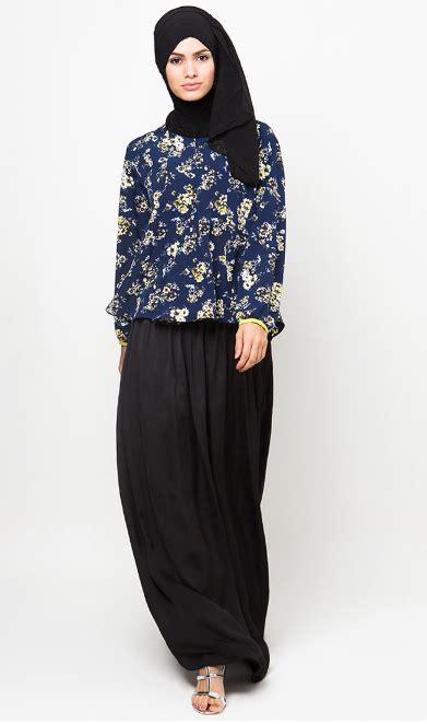 20 desain baju gamis model turki kombinasi sari india model baju lebaran terbaru 2015 gaya masa kini terbaru