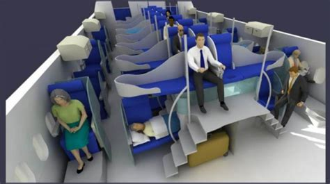 Airline Seat Recline Stopper by The Flex Seat Offers Even Economy Class Fliers The Chance