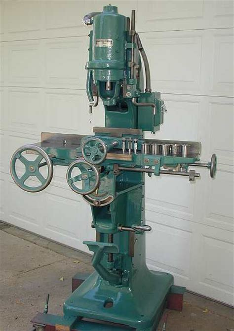 Oliver Machinery Co Serial Number Registry Mortising