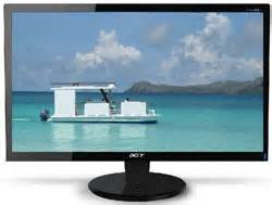 Monitor Acer 15 Inc acer p166hql 15 6 in led glossy monitor asianic distributors inc philippines