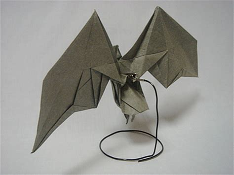 Origami Human Figure - angel2008