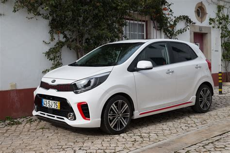 Kia Picanto All New Kia Picanto To Be Offered With 1 0 Litre Turbo