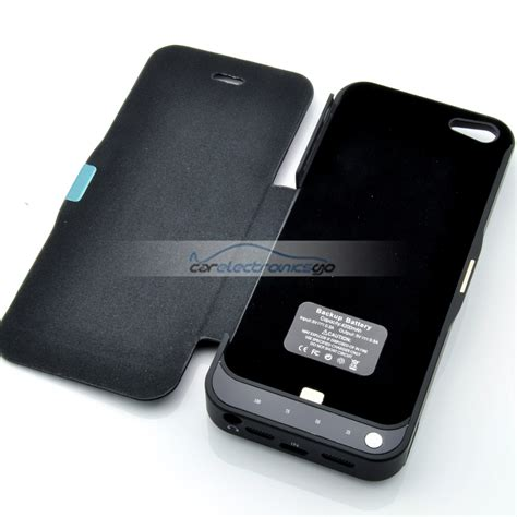 iphone charger covers 4200mah power bank backup charger cover for iphone 5