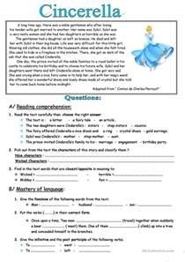 cinderella worksheet free esl printable worksheets made