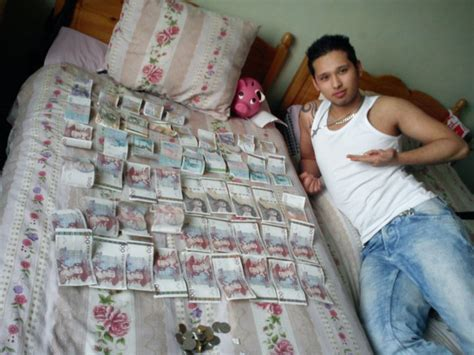 money bed money on the bed picture