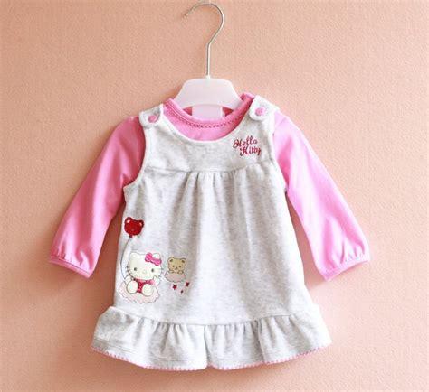 Dress Baby Mungil Hello 2014 new autumn sleeve baby clothing set hello dress hello baby