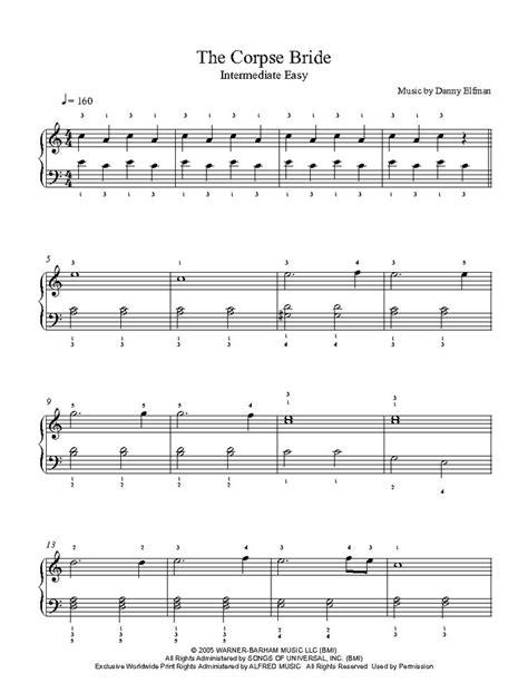 danny elfman piano sheet music pdf 25 best ideas about danny elfman on pinterest danny