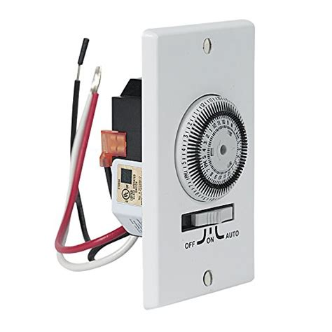 intermatic km2st 1g 1 spst in wall 24 hour mechanical timer hardware electrical supplies