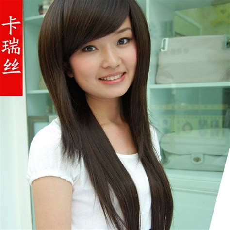 korean haircuts for long straight hair cute korean hairstyles for long hair 51 latest straight