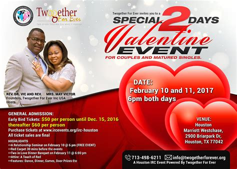 valentines concerts two in event tickets sat feb 11 2017 at