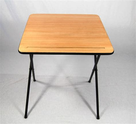 Fold Away Study Desk by Table Student Study Table Folding Table Ebay