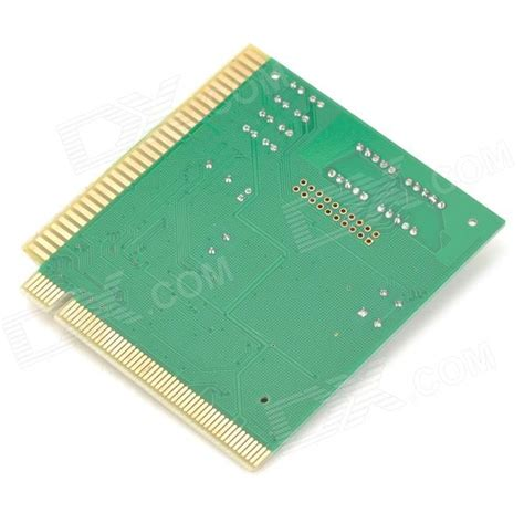 Pc Analizer Slot Pci For Pc 2 Digit Display pc post diagnostic test card motherboard analyzer for pci isa slots 4 digit codes free