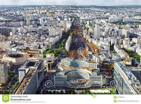 De Montparnasse Its Time by Vue De Gare Montparnasse Gare Ferroviaire De La Tour