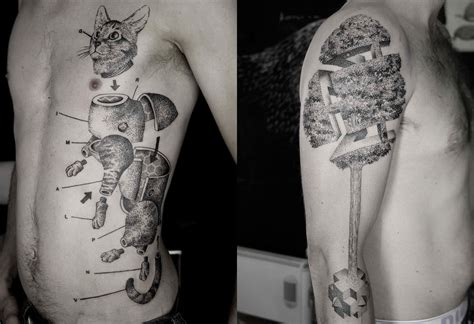 best tattoos 13 best artists of 2015 editor s picks scene360