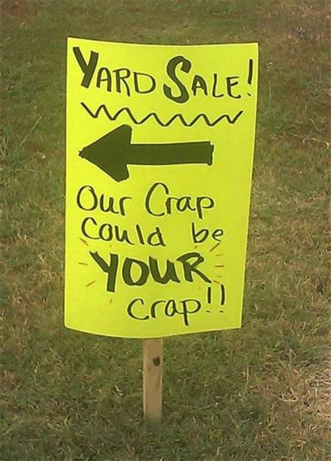 Garage Sale Humor by Pictures Of The Day 76 Pics