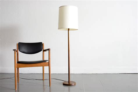 mid century floor ls when light ought to fall in a