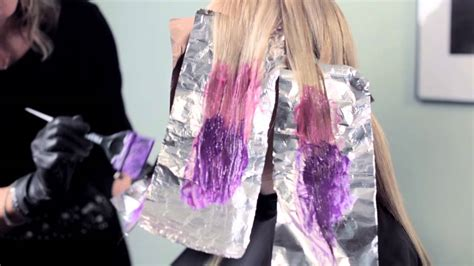 how to get out pravana how to pastel ombre from pravana youtube